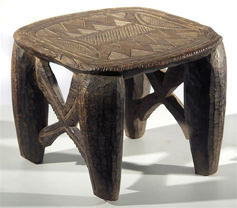 Nupe Stool by Nupe Stool 28 Nigeria