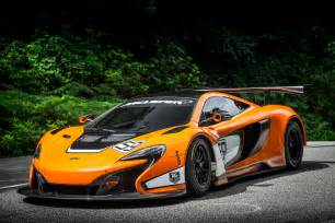 new race car mclaren 650s gt3 revealed at goodwood