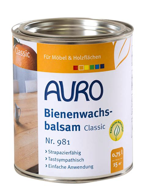 Holz Polieren Mit Bienenwachs by Wachse Auro Naturfarben Hersteller F 252 R 246 Kologische