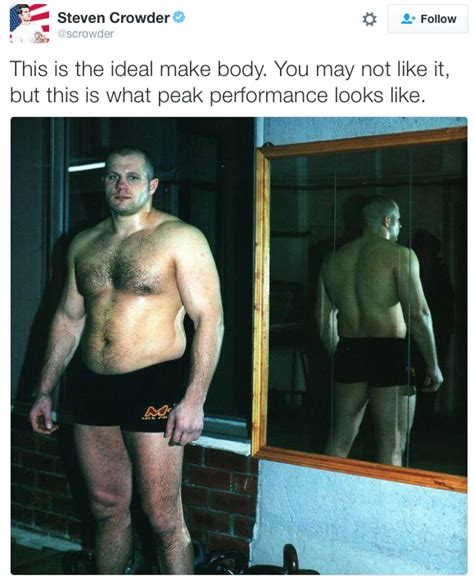 This Is What The Perfect Male Body Looks Like To Both Men | quot this is the ideal male body quot know your meme