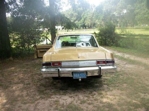 buy used 1976 dodge dart base sedan 4 door 3 7l no reserve