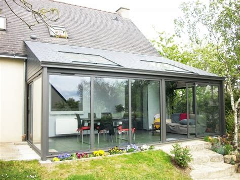 extension veranda extension de maison nantes v 233 randa line agrandissement