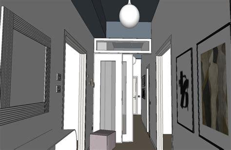 Arredare Corridoio Stretto by Corridoio Lungo E Stretto Colore E Accessori Easyrelooking