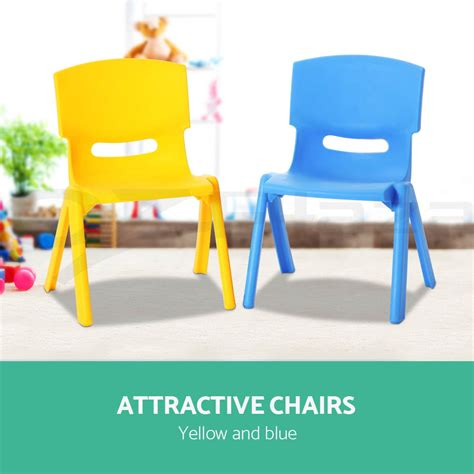 children s outdoor table and chairs keezi table and chairs children plastic furniture