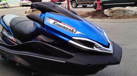 2012 Kawasaki Ultra 300x Tests 2012 Kawasaki Jet Ski Ultra 300x Blue And Black Or Two Tone Metallic Surf Blue
