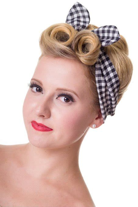 1940s bandana hairstyles shop 1950s hair accessories patterns 1940s and shops