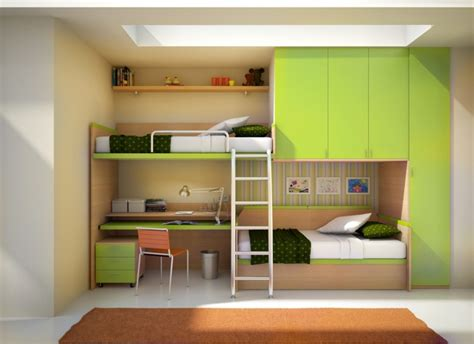 gain de place chambre enfant comment bien choisir un meuble gain de place en 50 photos