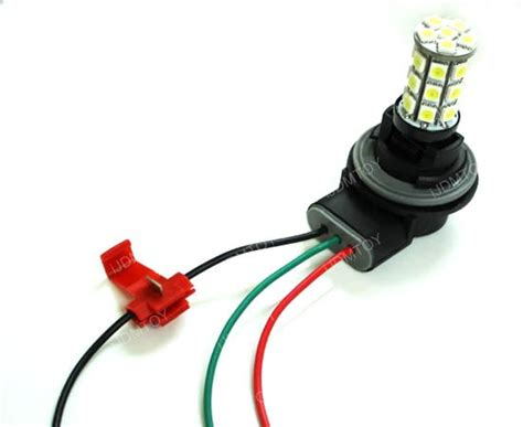 led load resistors install install led resistors solving led turn signal problem diy car led