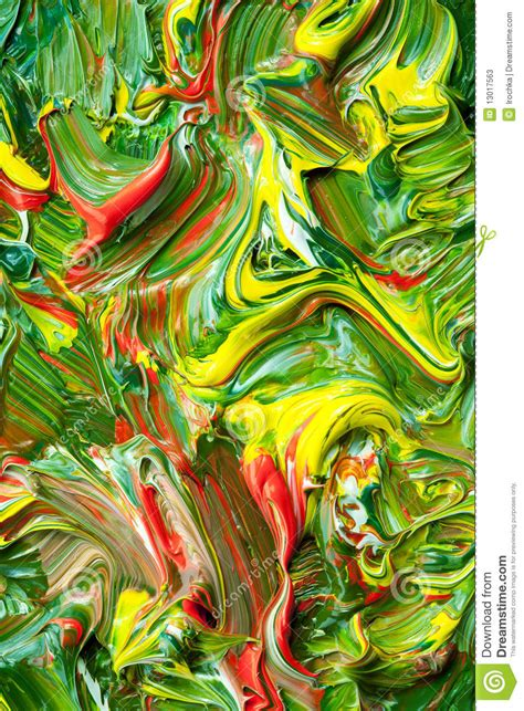 paint colorful mixed paint background stock photos image 13017563