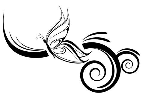 fiori tribali carta da parati farfalla stilizzata tatuaggio tribale