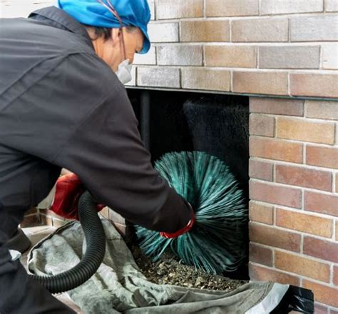 cost to sweep a chimney chimney cleaning cost estimates
