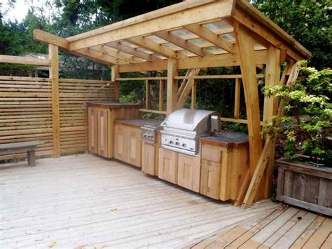 Diy Outdoor Kitchen Ideas Interior Design Free It 2017 Interior Designs
