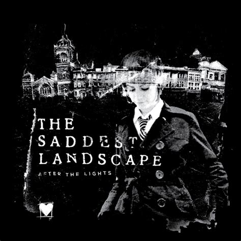 The Saddest Landscape After The Lights Topshelf Records The Saddest Landscape After The Lights T Shirt