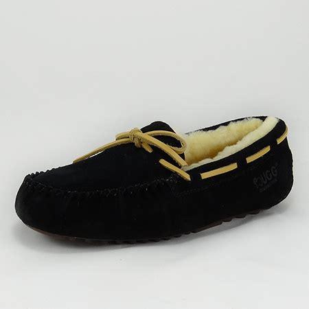 Moofeat Moccasin 3 Black Ugg