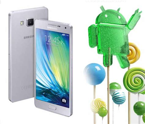 Samsung A5 Lollipop samsung actualiza su galaxy a5 a android 5 1 lollipop