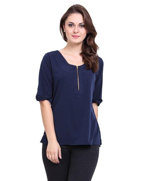 front zipper top wholesale clothing supplier