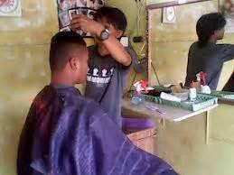 Pangkas Rambut Fleksibel contoh usaha pangkas rambut