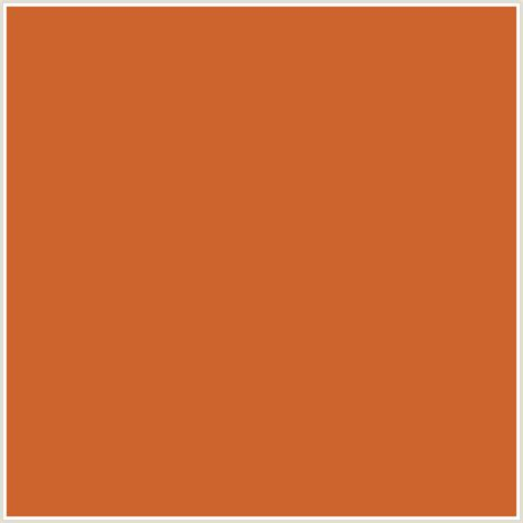 tuscan orange cd642d hex color rgb 205 100 45 orange red tuscany
