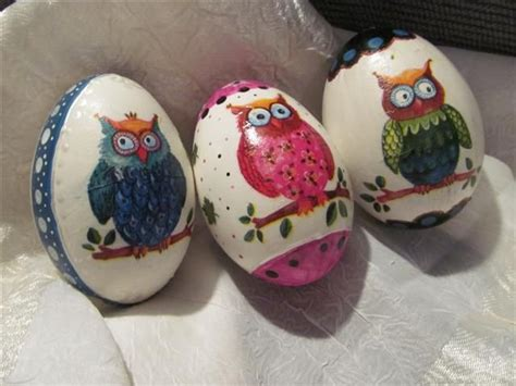 decoupage easter eggs tissue paper decoupage easter eggs ostern vaskrs uskrs my