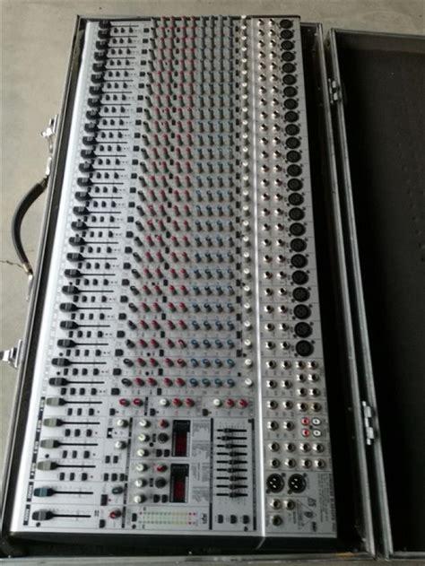 Mixer Behringer Sl3242fx Pro mixer 32 canali behringer eurodesk sl3242fx pro su secondamano it strumenti musicali