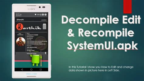 decompile systemui apk guide decompile edit and recompile systemui apk androidmkab