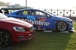 Volvo Racecar Volvo And Polestar Reveal S60 Race Car For V8 Supercars