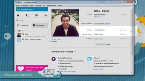 imagenes para perfil skype cambiar tu foto de perfil en skype youtube
