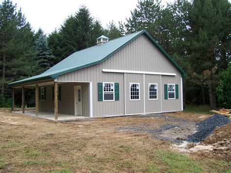 Local Shed Builders by Specialty Pole Barn Building Construction