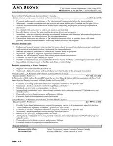 Sle Resume Objective For Executive Assistant Exec Assistant Resume Sales Assistant Lewesmr