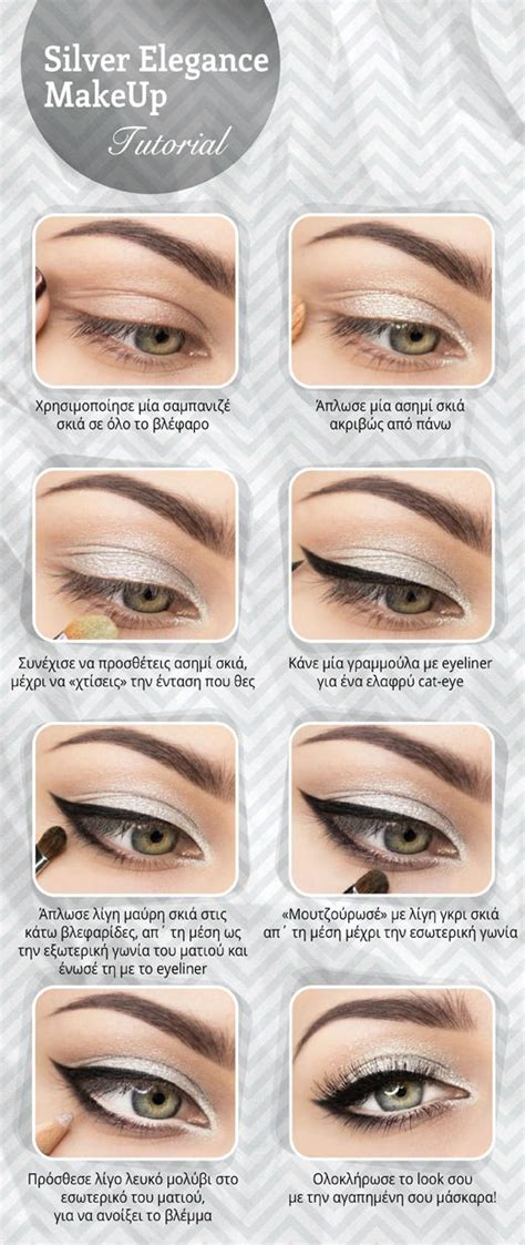 eyeliner tutorial everyday 11 everyday makeup tutorials and ideas for women pretty
