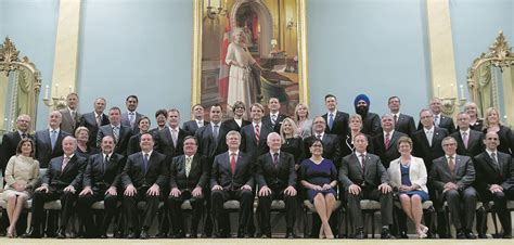 New Federal Cabinet Canada by Three Arguments Why Large Cabinets May Be Better Than Small