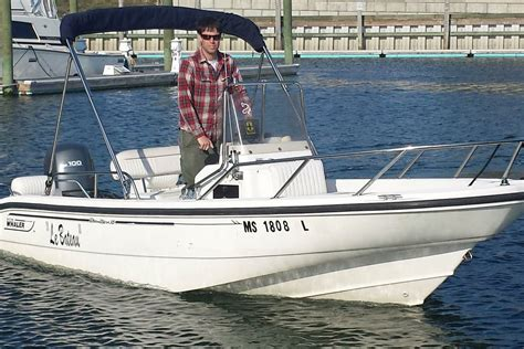 motorboat rental boston rent a boston whaler dauntless 16 motorboat in barnstable