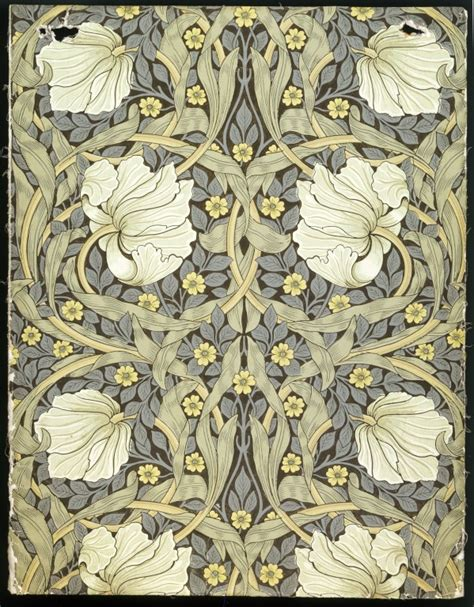 English Floral Curtains Pimpernel Morris William V Amp A Search The Collections