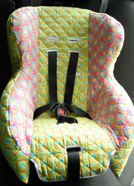 auto car seat cover sewing pattern diy car seat cover