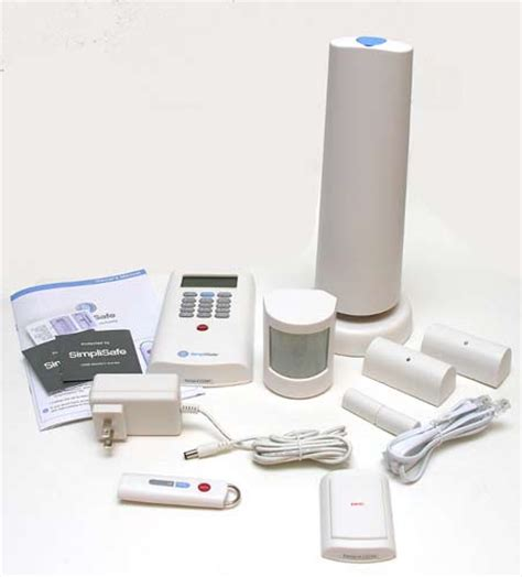 simplisafe 1500 home security system review the gadgeteer