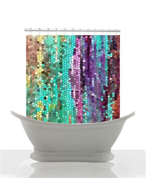 cool fabric shower curtains unique shower curtains experience new
