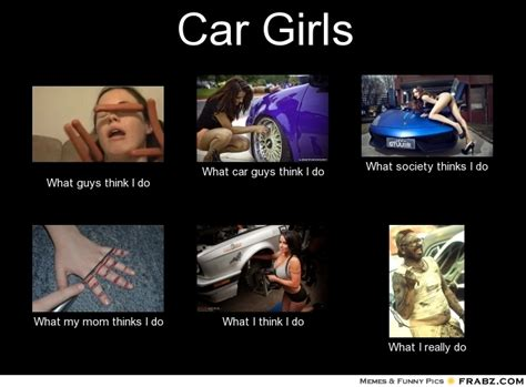 Girl Car Meme - the gallery for gt car meme girl