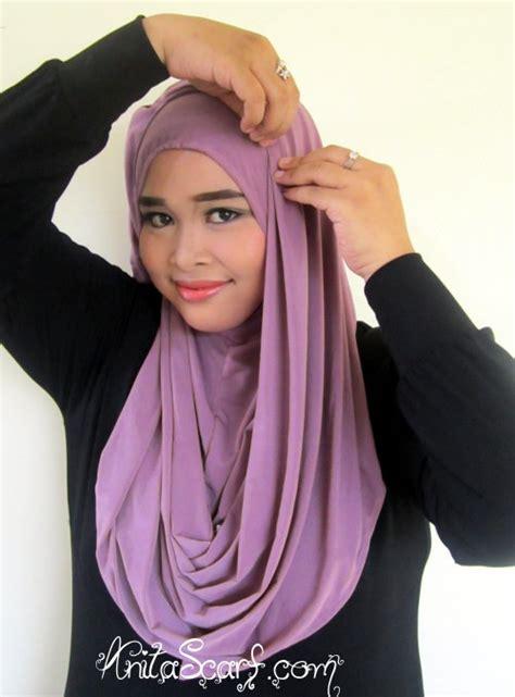 hijab tutorial dewi sandra di iklan wardah tutorial hijab tutorial hanna dewi sandra di sinetron catatan