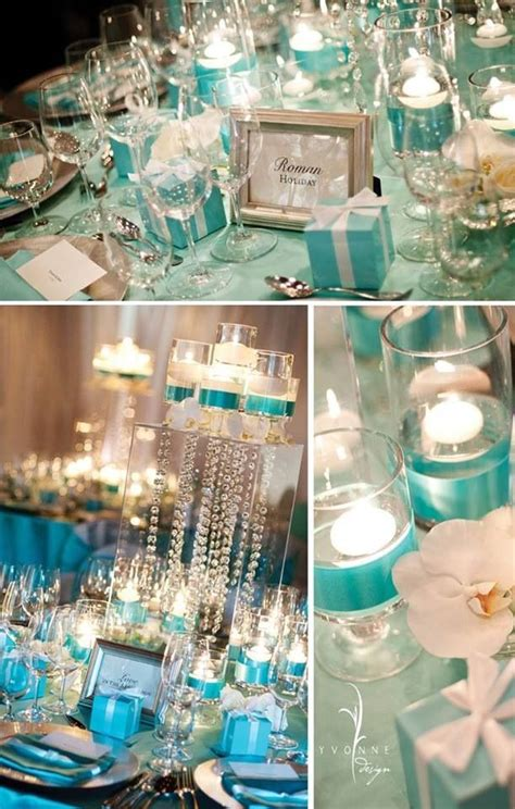 blue themed centerpieces 50 best images about wedding centerpieces and decorations