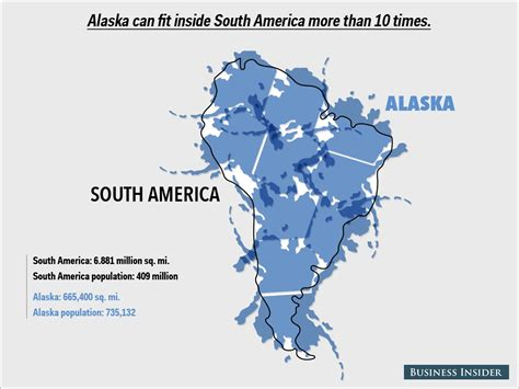 us map with alaska overlay 15 overlay maps that will change the way you see the world