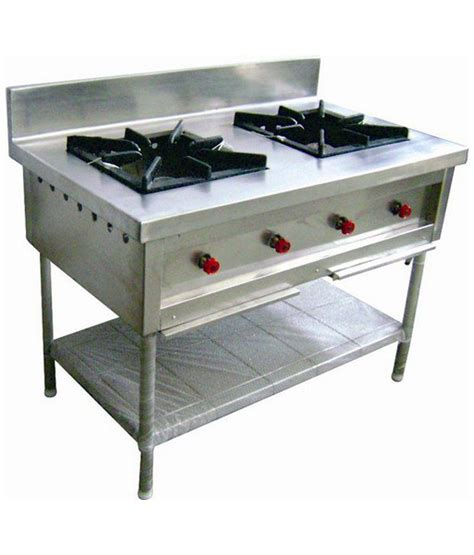 Commercial Kitchen Range moonstar commercial kitchen and equipments two burner gas