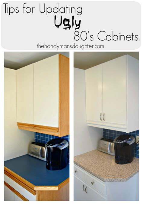 updating laminate kitchen cabinets tips for updating 80 s kitchen cabinets 80 s unique and