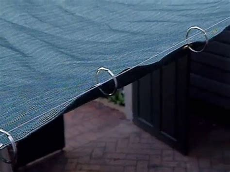 How To Build A Retractable Awning by 31 Best Slide Wire Canopy Diy Images On