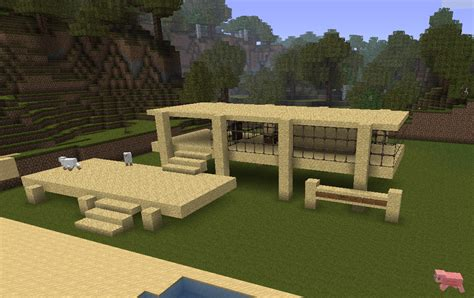 cool dog house ideas minecraft randomness on pinterest minecraft houses modern minecraft houses and