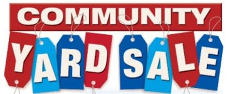 Community Garage Sale by Community Yard Sale Signs 2015 Best Auto Reviews