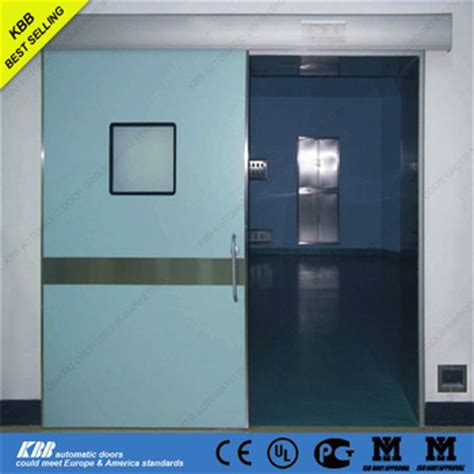hermetically sealed room cheap hospital hermetically sealed fireproof automatic sliding door for operation room from