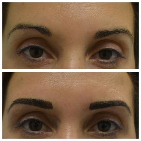 tattoo eyebrows and botox cosmetic tattooing eyebrows with cathy brown the