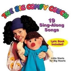various artists big comfy 19 sing along songs