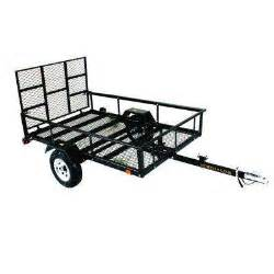 home depot utility trailer utility trailers carts towing trailers cargo