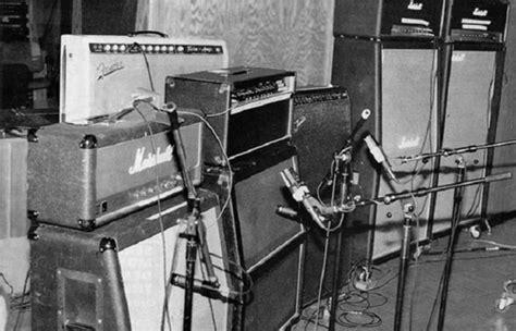 stevie ray vaughans fender bassman ab amp equipboard